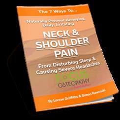Neck shoulder report